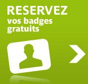 Commandez votre badge gratuit