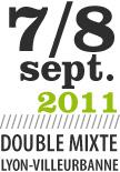 8 et 9 juin double mixte villeurbanne